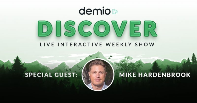 demio discover guest episode 25
