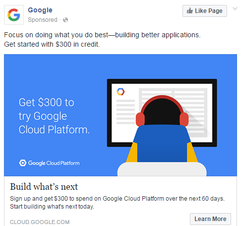 Google Value Ad