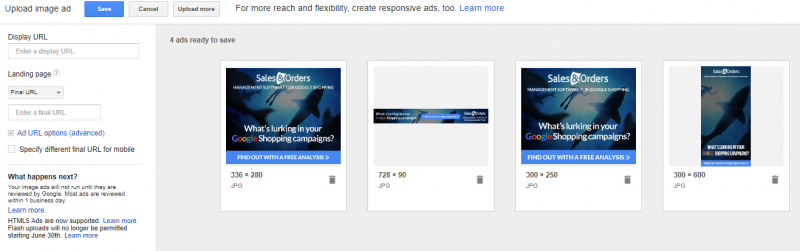 Bulk Uploading Ad Copy to Adwords
