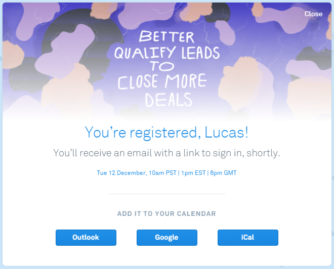 Why The Second Fastest Growing SaaS Company Runs Weekly Webinars