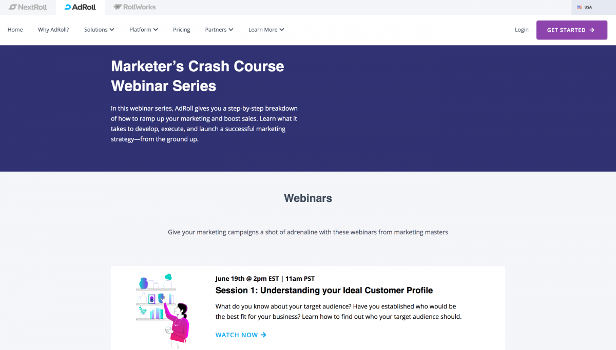 SaaS-Webinars-AdRoll-Crash-Course