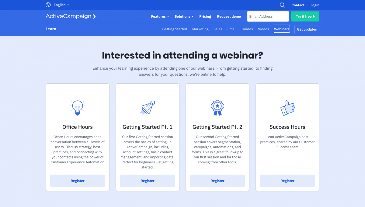 SaaS-Webinars-ActiveCampaign-Series