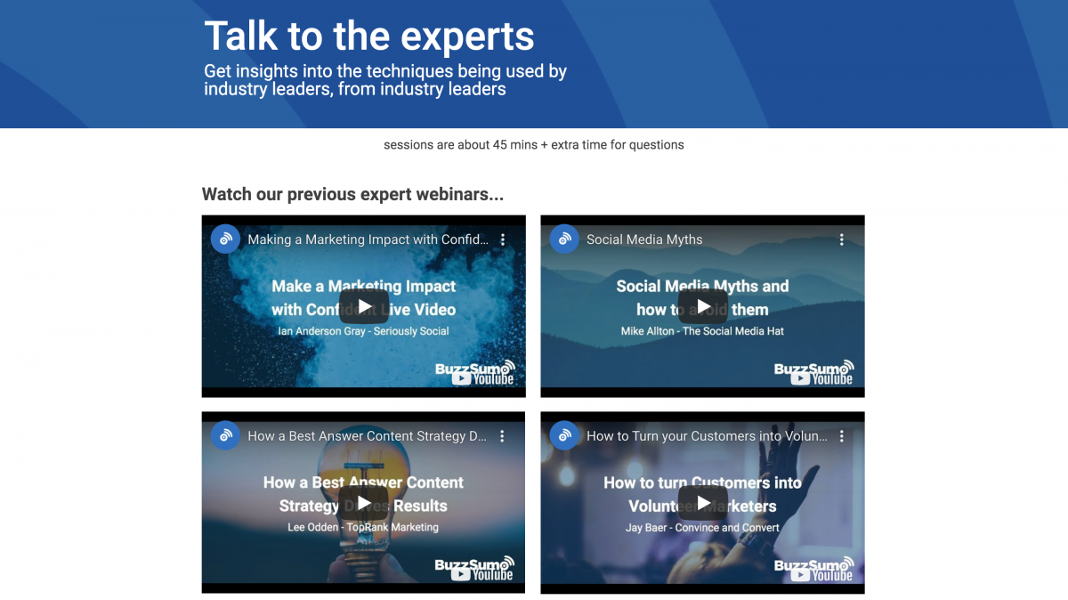 SaaS-Webinars-BuzzSumo-Customer-Journey-Experts