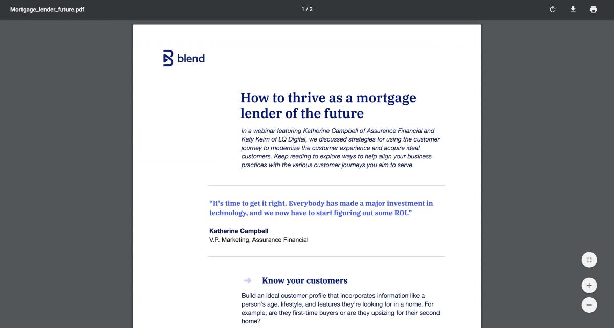 Blend-Webinars