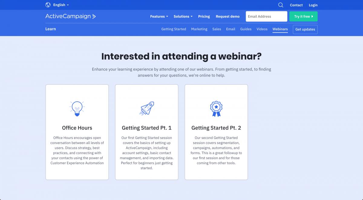 ActiveCampaign-Webinar-Categories