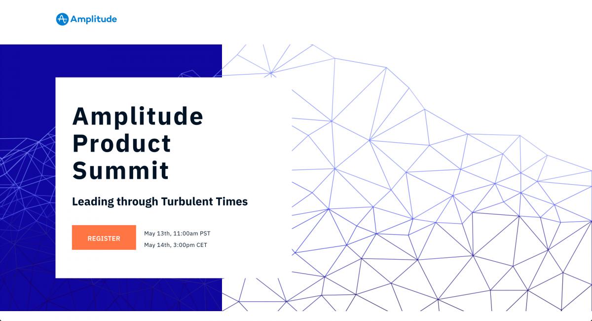 Amplitude-Product-Summit-2020