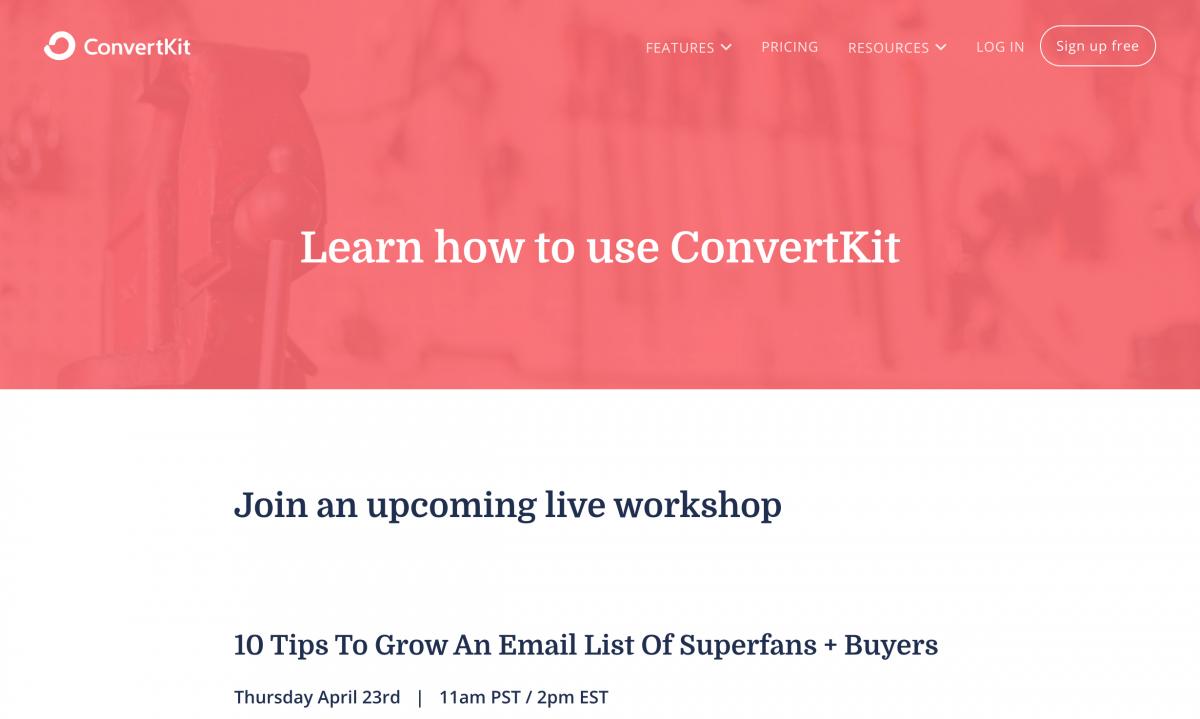 ConvertKit-Webinar-Use-Case