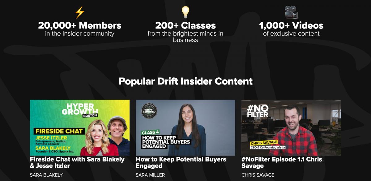 Drift-Insider