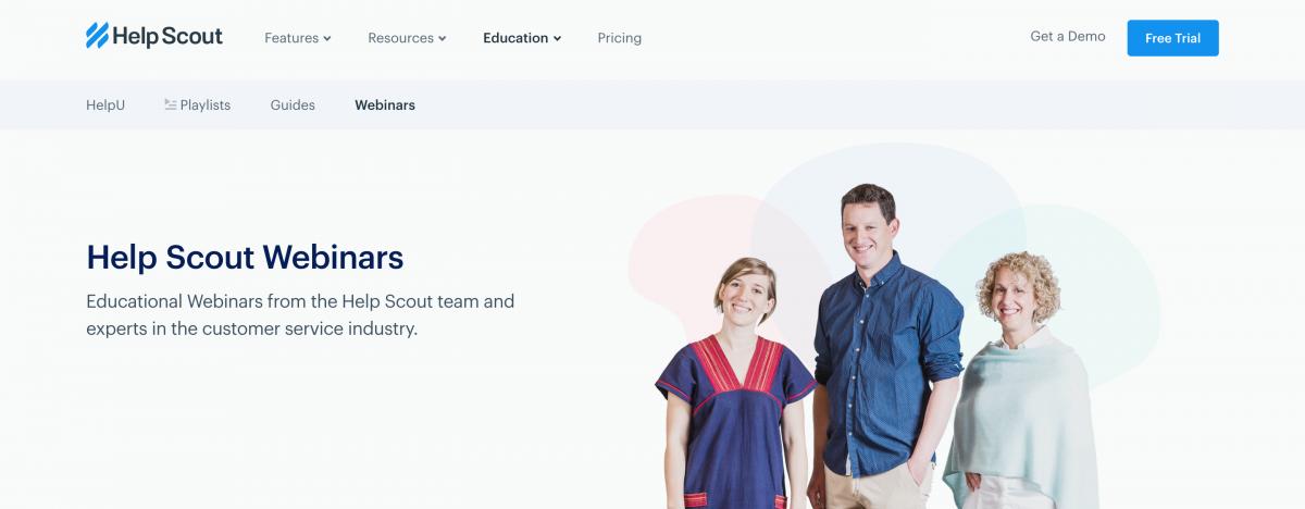 Help Scout-Webinars-Team