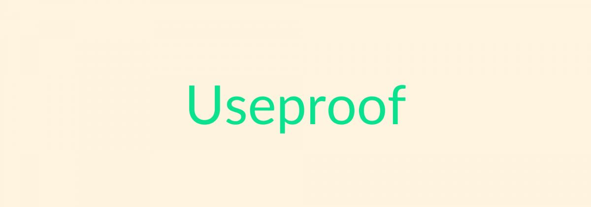 Useproof-Webinars