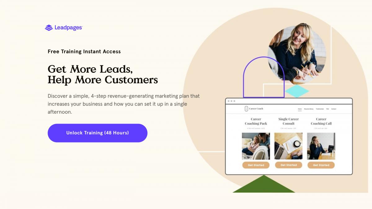 Leadpages-Webinar