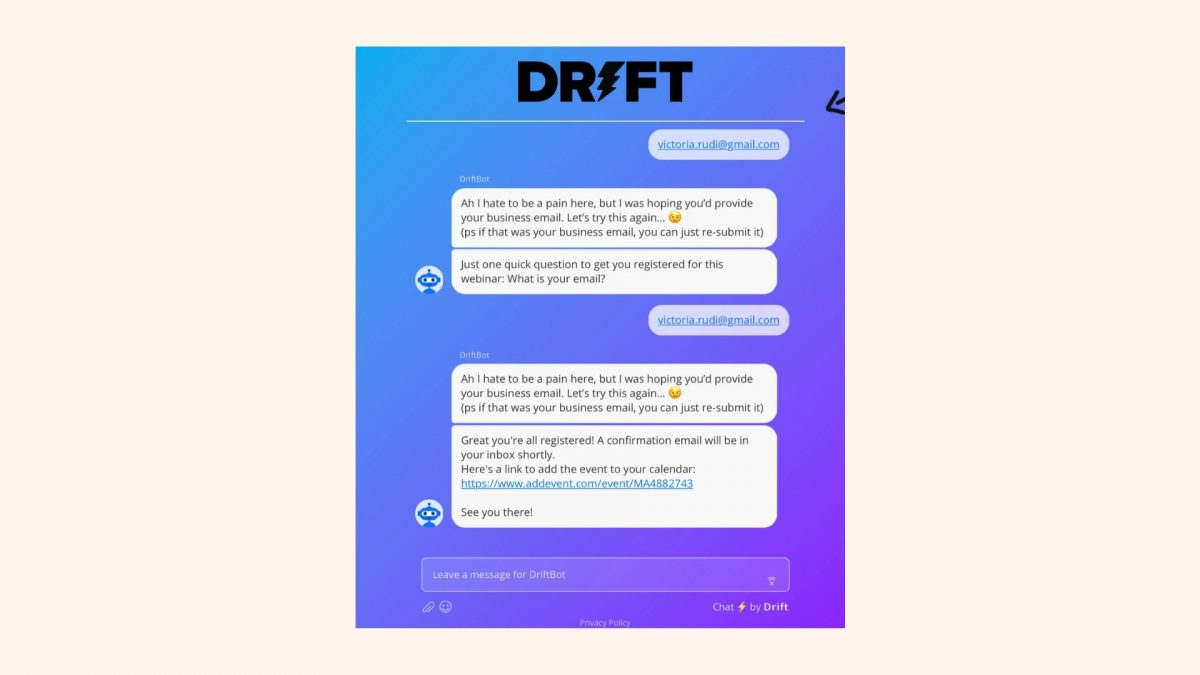 Drift-Registration-Chatbot-5
