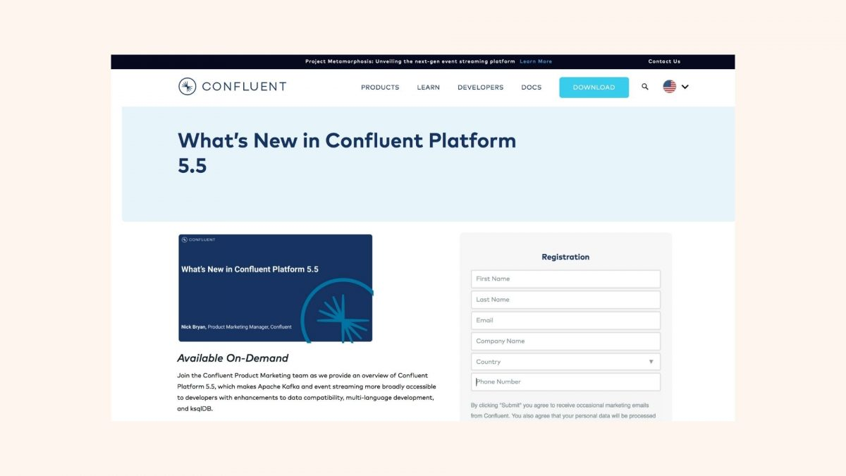 Confluent-Webinars