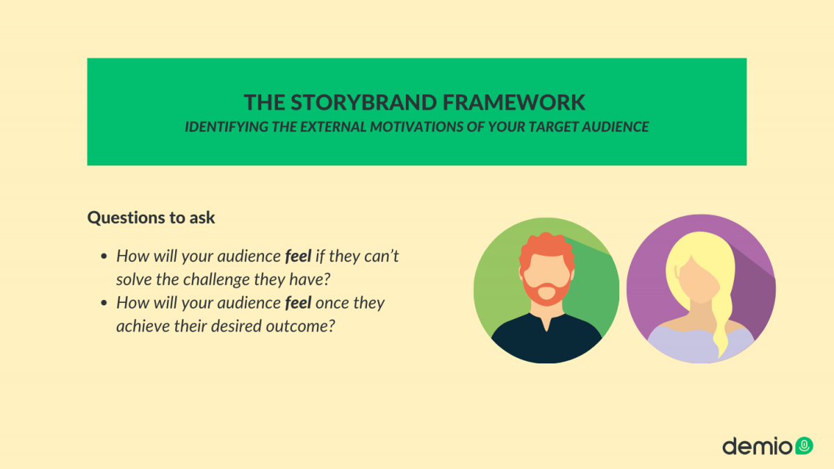 Target-Audience-StoryBrand-Framework