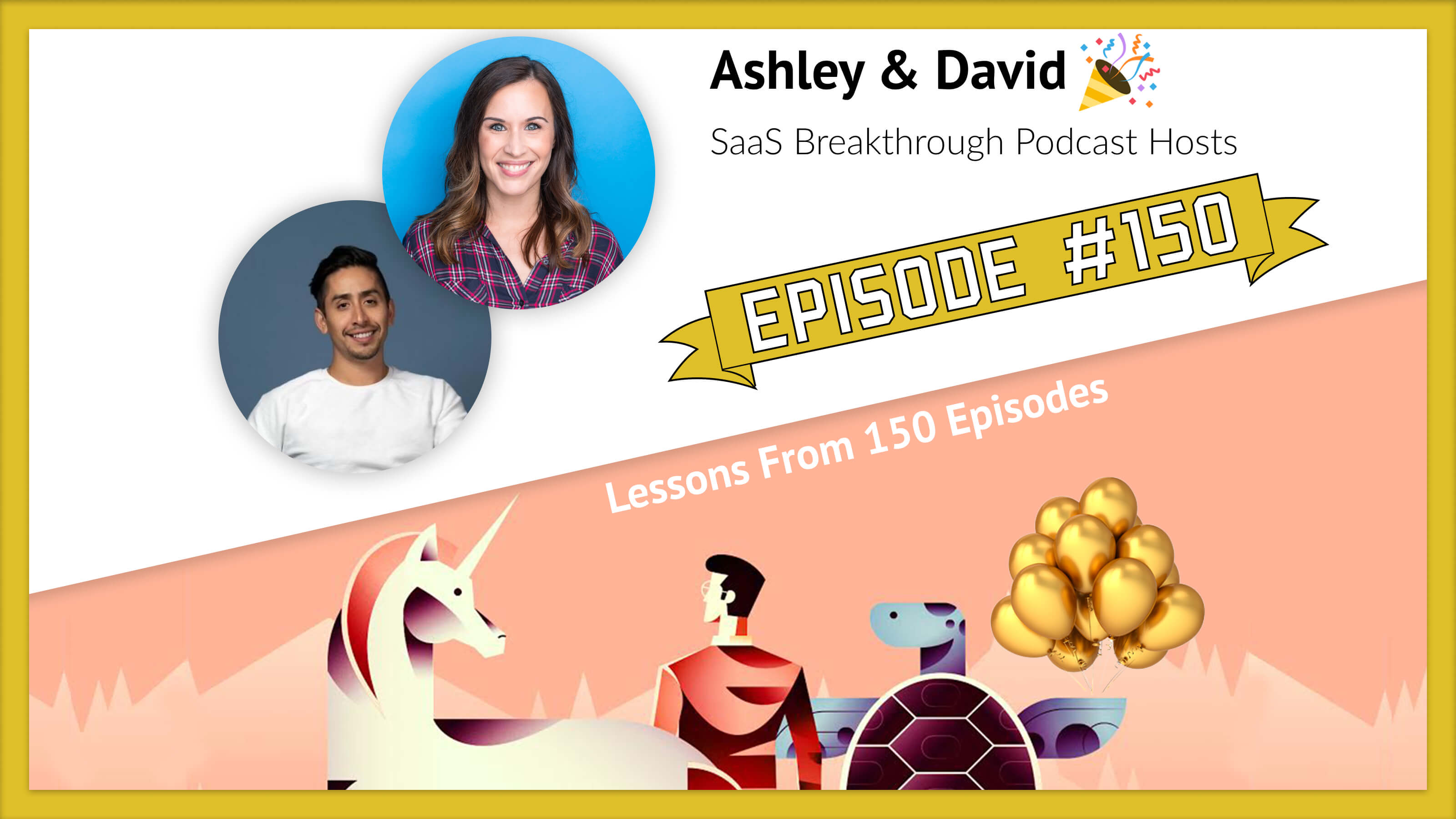 How to start a podcast - SaaS Breakthrough episode 150